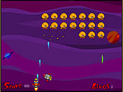 Invasion of the Galactic Goobers game