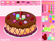 Decorate Cake لعبة
