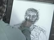 Watch free video Gesture Drawing Demonstration - portrait