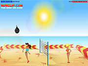 Game Boom Boom Volleyball