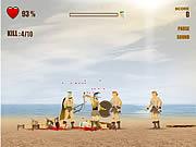 Trojan Hero game