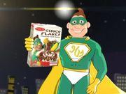 Watch free video Choco Flakes Impressor