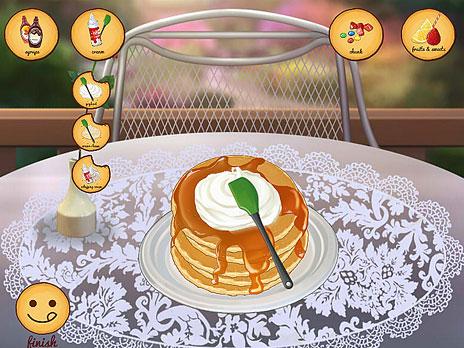 Fun Cooking: Strawberry Pancake game