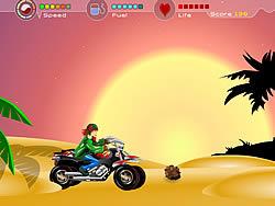 Rockfury ATV Racing game