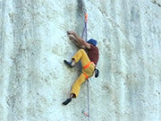 Watch free video Chris Sharma goes Back to the Future