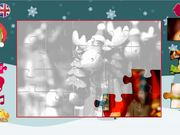 Mira dibujos animados gratis New Year's Puzzles