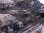 Watch free video Rocks and a Beautiful Sea View