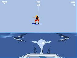 Wakeboarding game