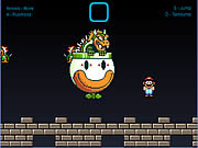 Super Mario World - Bowser Battle game