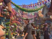 Mira dibujos animados gratis Tangled - Kingdom Dance [HD]