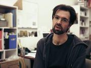 """شاهد كارتون مجانا Daniel Canogar, """"Reboot,"""" Second Street Gallery"""