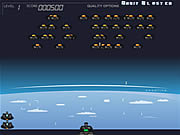 Orbit Blaster game