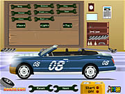 Pimp My 60's Sports Car game