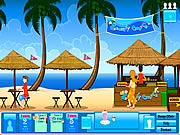 Beach Cafe game