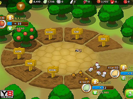 Harvest Story game