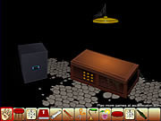 Escape Library game
