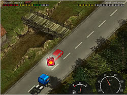 Scania Driver game