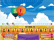 Air Balloon Rally game