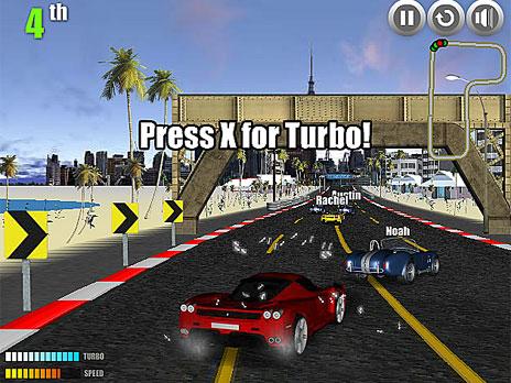 Cruisin 2 Multiplayer game