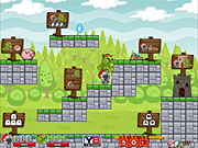 Juega al juego gratis Knight and Troll