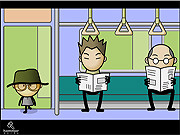 Watch free video Mr. Boomba Episode 5 - Subway
