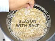 Watch free video Almond Salted Caramel No Churn Ice Cream