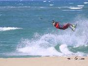 Watch free video Edinson Martinez Kiteboarding