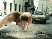 Watch free video Axe Commercial: Even an Angel Will Fall