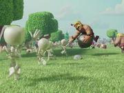 צפו בסרטון מצויר בחינם Clash of Clans Video: The Barbarian