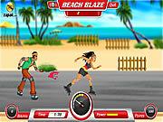 Beach Blaze لعبة