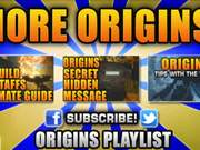Black Ops 2 Origins - How To Upgrade Knife
