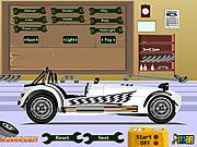 Pimp My Classic Racecar game