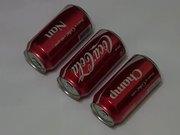 無料アニメのSpecial Coca-Cola Cansを見る