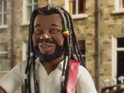 Mira dibujos animados gratis Levi Roots Commercial: Reggae Reggae Sauce