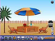 Juega al juego gratis Outdoor Decor