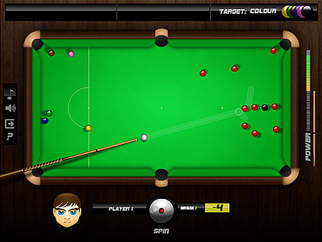 Billiard Blitz:  Snooker Star