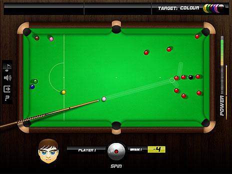 Billiard Blitz:  Snooker Star game
