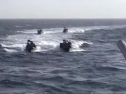 Watch free video Navy Seal Training Workout at Sea