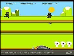 ninjakid game