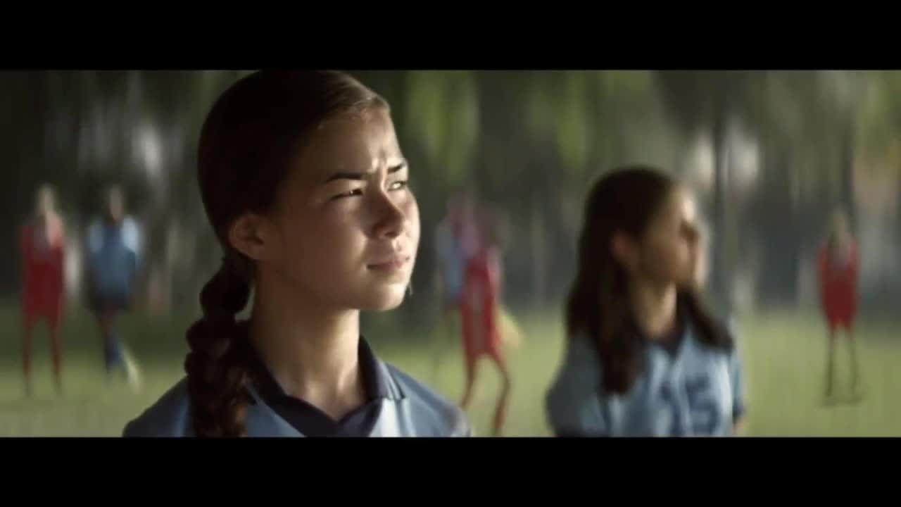 Watch free video Gatorade Commercial: Keep Her in the Game