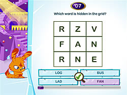 Moshi Monsters Puzzle Palace game