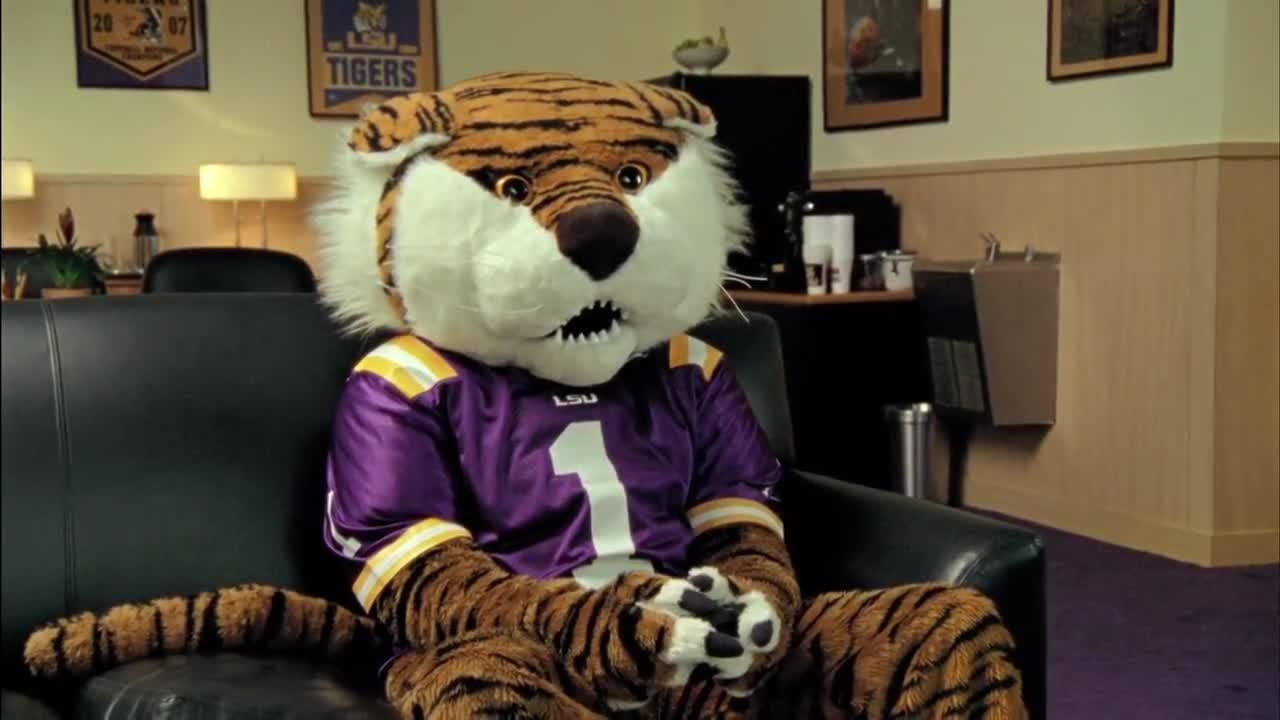Mira dibujos animados gratis Electronic Arts Commercial: Tiger