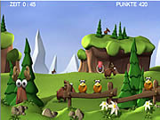 Algar game