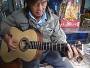 Watch free video Old man and his Guitar