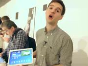 Watch free video Samsung Note 10.1 2014 edition - Review