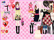 Time to Love Dressup
