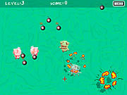 Play Pig Wars game