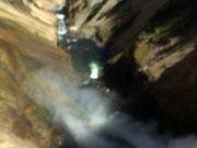 Watch free video Lower Falls of Yellowstone