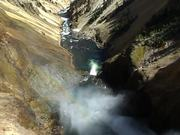 Watch free video Lower Falls of Yellowstone