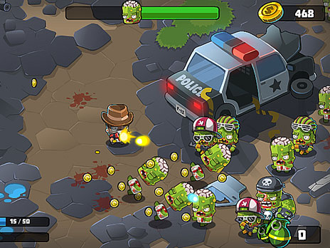 Wrath Of Zombies game